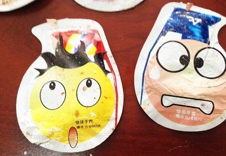 Đồ chơi Trung Quốc phát nổ không phải là nguyên nhân gây ngộ độc? 4