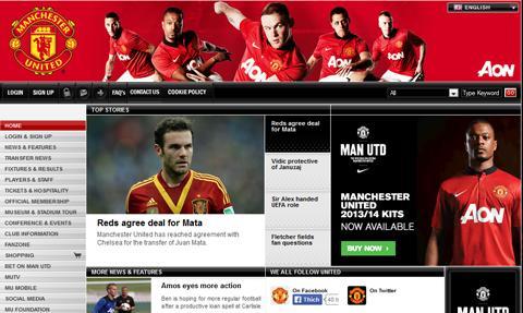 Man Utd xác nhận chiêu mộ thành công Juan Mata 1