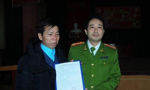 Đình chỉ điều tra đối với vụ việc liên quan đến ông Nguyễn Thanh Chấn 5