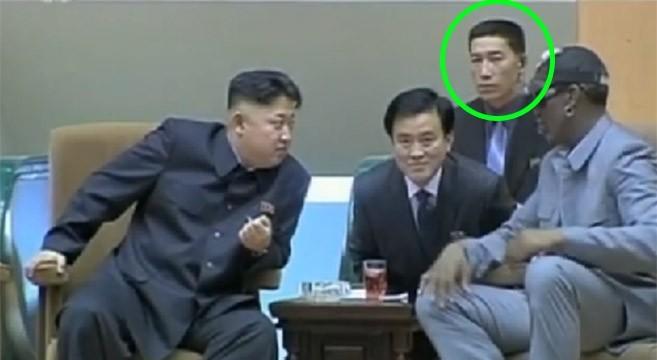 Cận vệ thân tín của Kim Jong Un lộ diện 5