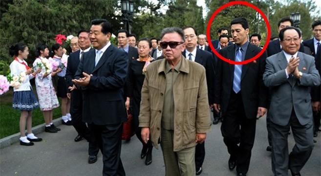 Cận vệ thân tín của Kim Jong Un lộ diện 6