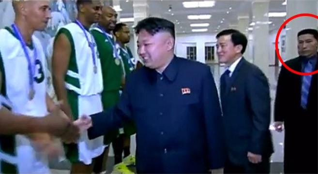 Cận vệ thân tín của Kim Jong Un lộ diện 7