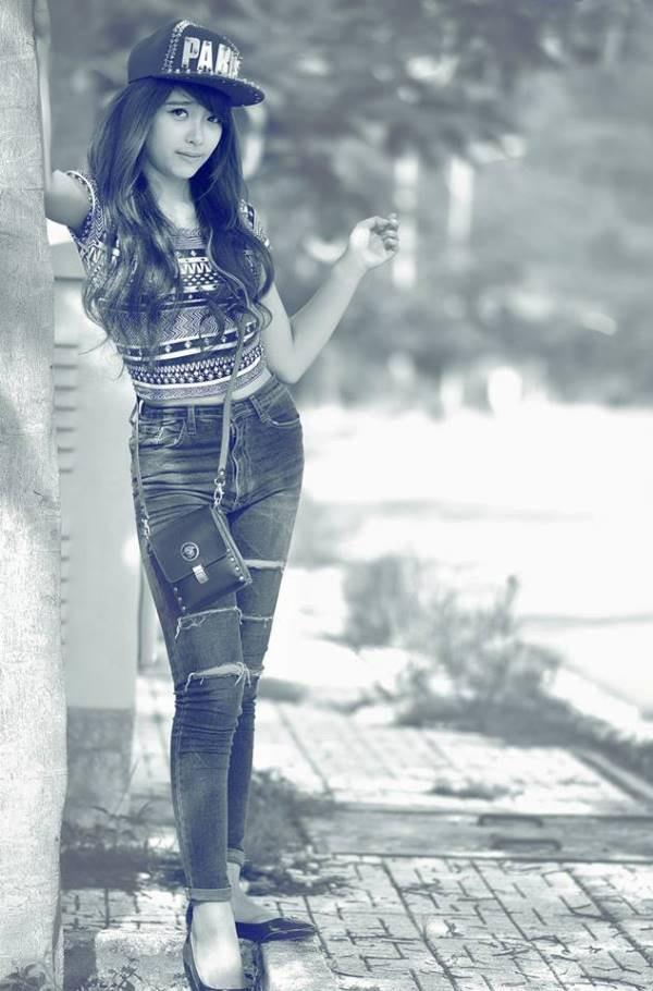 Hình ảnh 3 hot girl Nha Trang mới nổi trong giới trẻ số 11