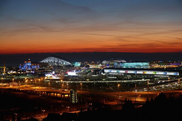 Những hình ảnh tuyệt mỹ trong lễ khai mạc Olympic Sochi 2014 25