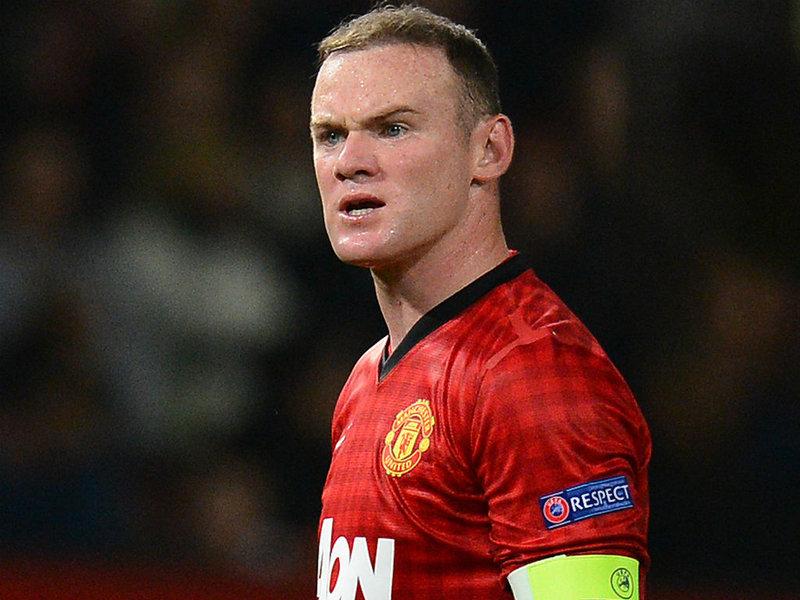 Vidic ra đi, Rooney sẽ là đội trưởng của Man United 6