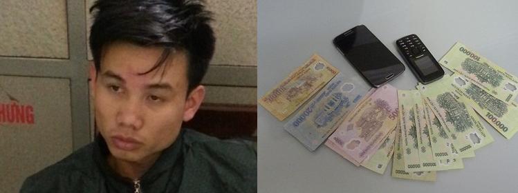 Kẻ cướp taxi lấy tiền tiêu tết bị bắt khi đến nhà bạn gái 4