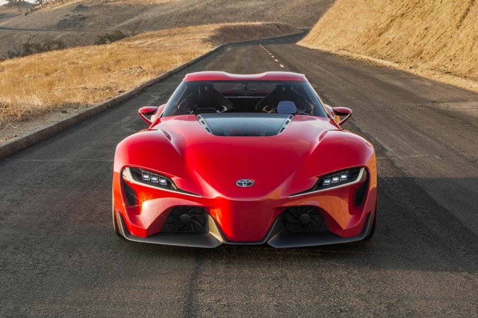Toyota Supra mới sẽ cạnh tranh với Nissan GTR? 6