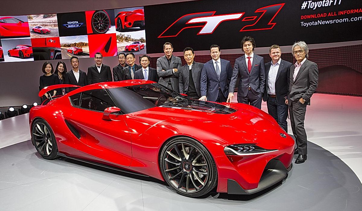 Toyota Supra mới sẽ cạnh tranh với Nissan GTR? 5