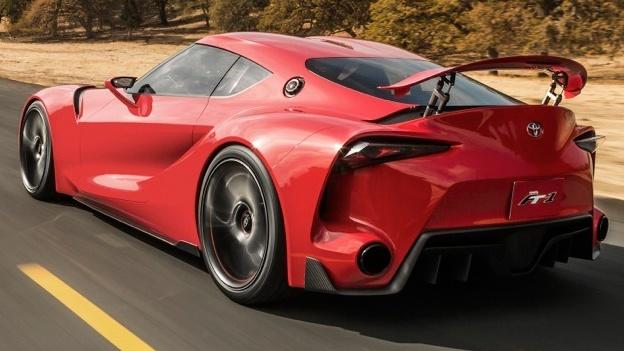 Toyota Supra mới sẽ cạnh tranh với Nissan GTR? 7
