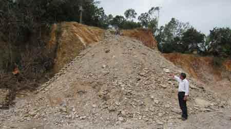 Phát hiện ngôi mộ cổ kỳ lạ ở Hà Tĩnh - Ảnh 1