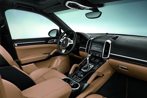 Porsche Cayenne Platinum được giới thiệu tại Việt Nam 7