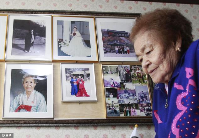 Chùm ảnh: Nô lệ tình dục Hàn Quốc mòn mỏi chờ người Nhật xin lỗi 1