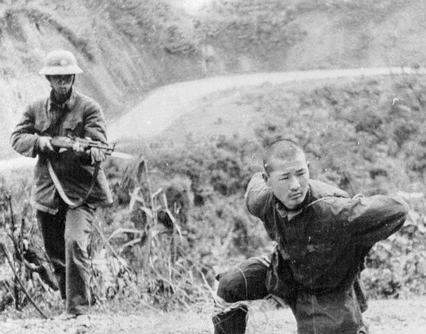 Hình ảnh quân dân Việt Nam trong chiến tranh biên giới ...