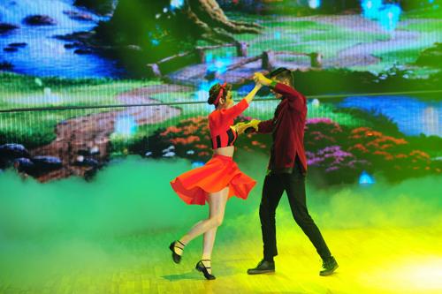 Bước nhảy hoàn vũ: Hoàng Mập nhảy tốt nhất vẫn phải… dừng chân 7