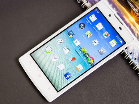 5 smartphone giá dưới 3 triệu hot nhất đầu năm 2014