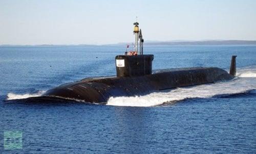 Tàu ngầm hạt nhân Nga sẽ được trang bị công nghệ tàng hình 6