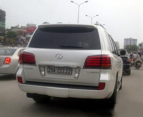 Choáng dàn siêu xe biển số cực đẹp của các đại gia Tuyên Quang, Thái Bình.. 15