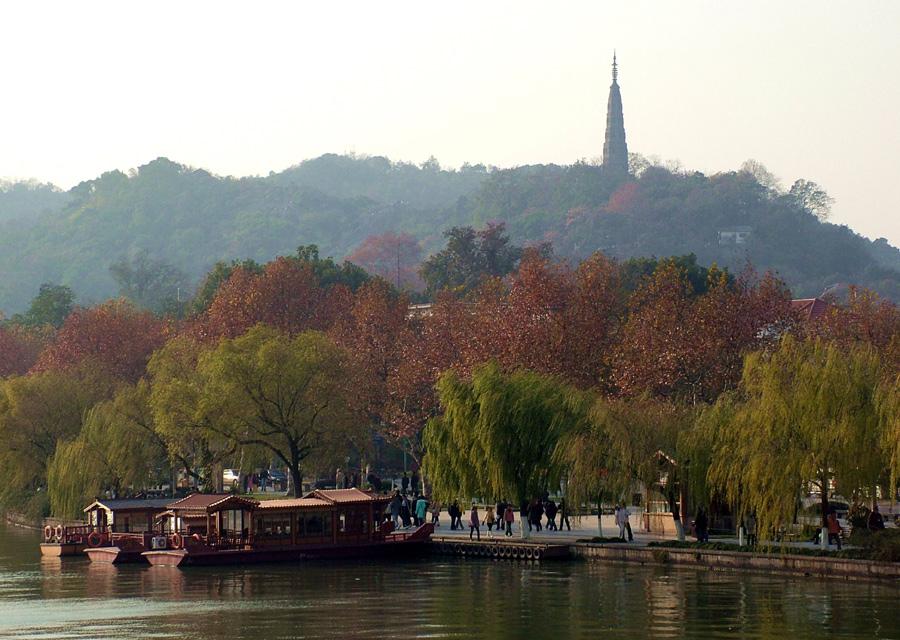 Hình ảnh Đọ độ hào nhoáng của 10 thành phố giàu nhất Trung Quốc số 2