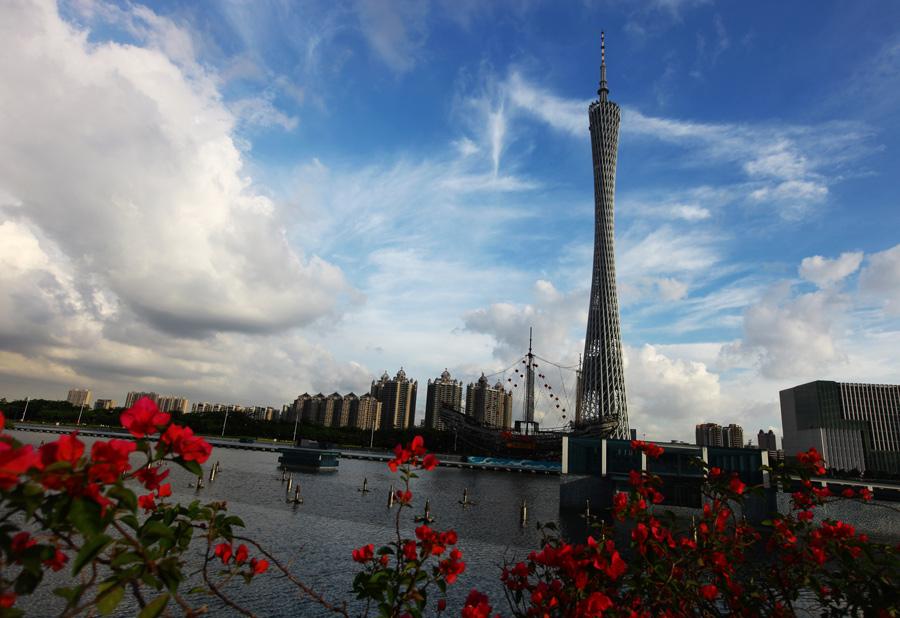 Hình ảnh Đọ độ hào nhoáng của 10 thành phố giàu nhất Trung Quốc số 4