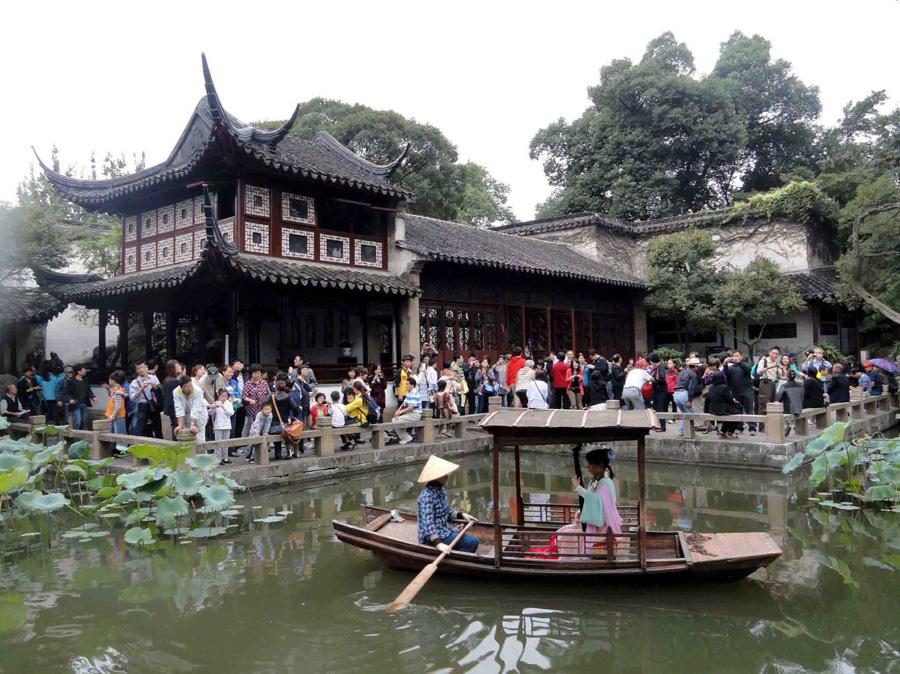 Hình ảnh Đọ độ hào nhoáng của 10 thành phố giàu nhất Trung Quốc số 5