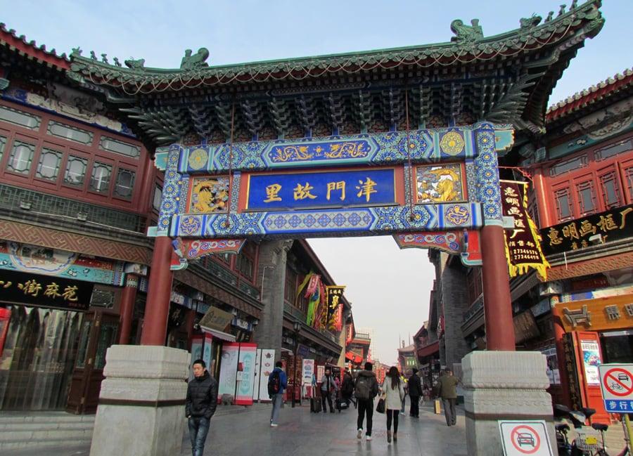 Hình ảnh Đọ độ hào nhoáng của 10 thành phố giàu nhất Trung Quốc số 8