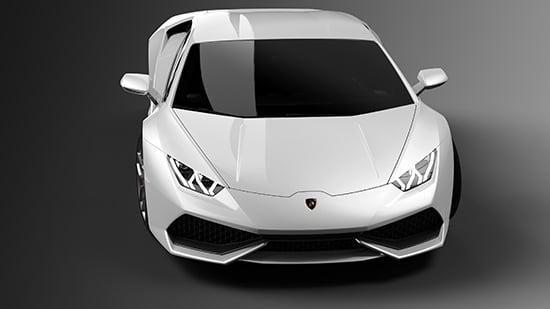 Lamborghini Huracan cháy hàng vì giá rẻ
