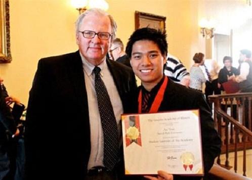 Những du học sinh Việt tài năng trên thế giới