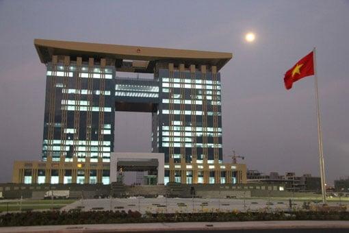 Trung tâm hành chính hiện đại nhất nước đi vào hoạt động 6