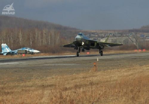 Bước tiến mới về dự án máy bay chiến đấu thế hệ 5 của Nga 6