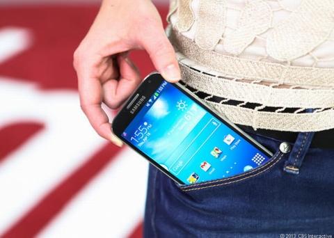 Giá Samsung Galaxy S5 sẽ rẻ hơn S4 6