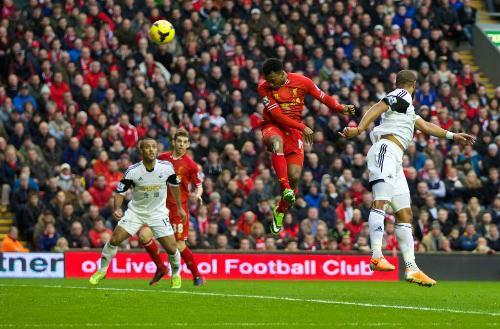 """Liverpool 4-3 Swansea: """"Đau tim"""" đến phút cuối cùng 5"""