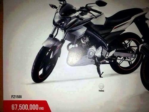 Hình ảnh Yamaha Việt Nam ra mắt xe côn tay thể thao FZ150i, giá tốt số 2