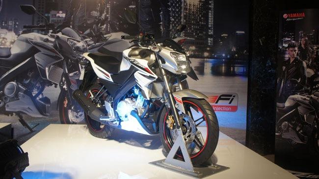 Hình ảnh Yamaha Việt Nam ra mắt xe côn tay thể thao FZ150i, giá tốt số 1