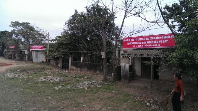 Nghệ An: Điểm nóng giải phóng mặt bằng mở rộng quốc lộ 1A 5