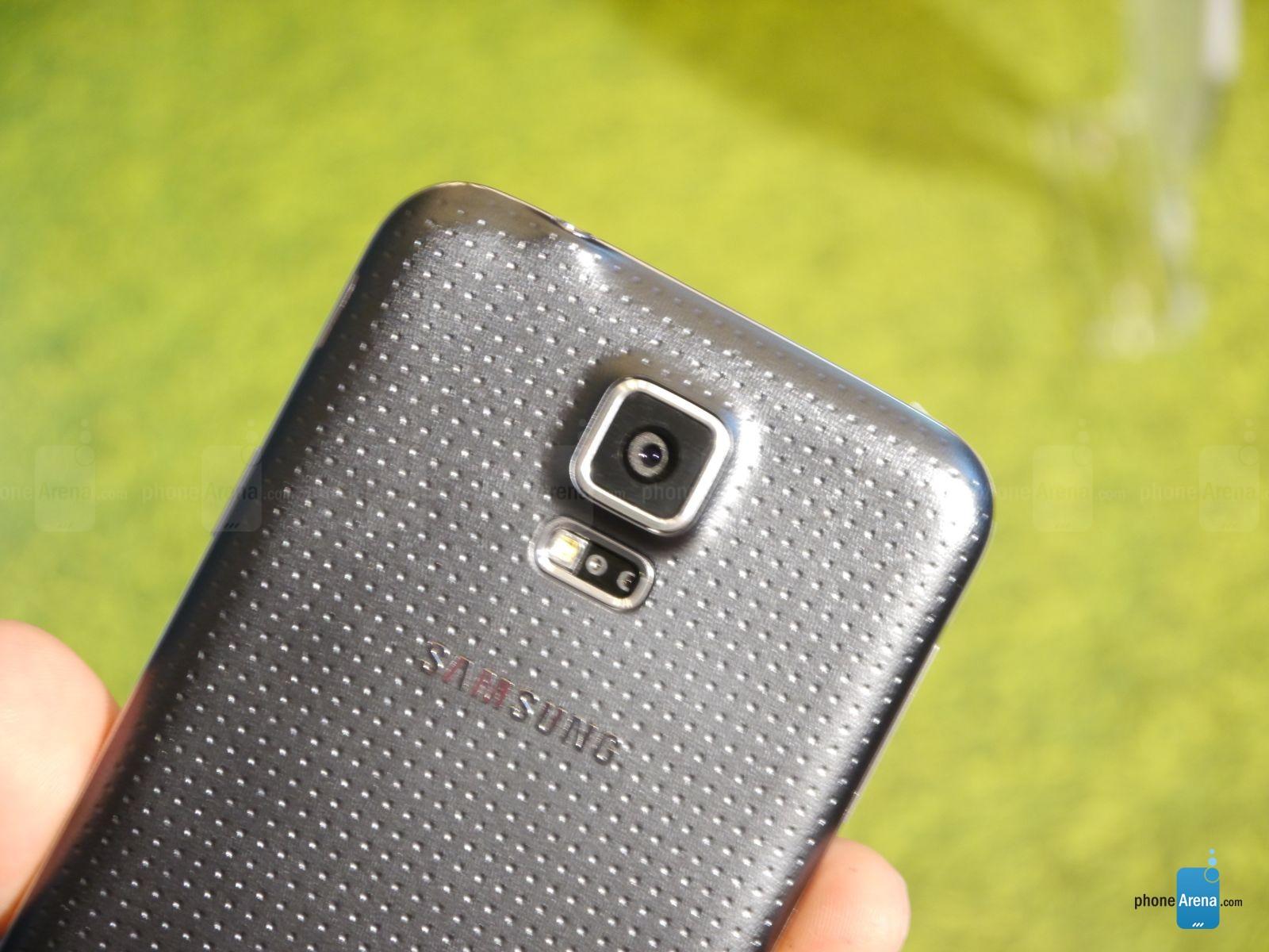 Trên tay Galaxy S5 - Siêu phẩm đến từ Samsung 9