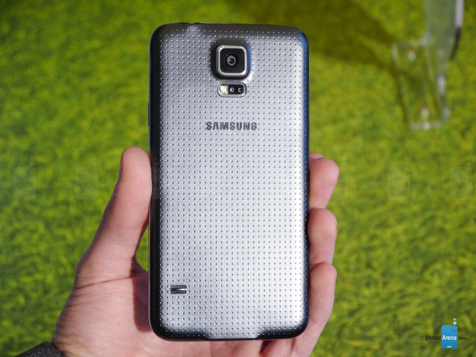 Trên tay Galaxy S5 - Siêu phẩm đến từ Samsung 8