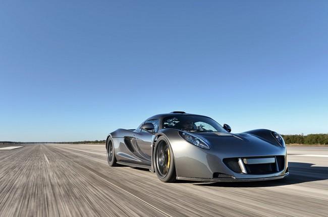 Hennessy Venom GT : Kỷ lục gia tốc độ mới 6