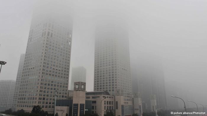 Trung Quốc: Ô nhiễm không khí kinh hoàng, người dân kiện chính phủ 5
