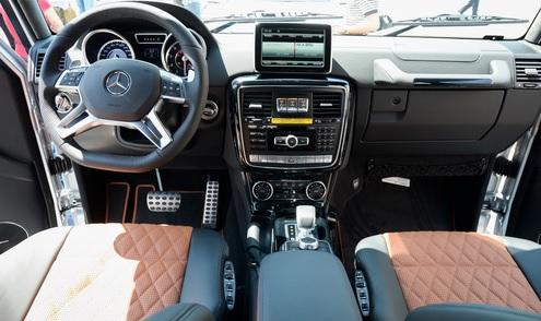 Mercedes G63 AMG tại Việt Nam - Gã quý tộc cơ bắp 9