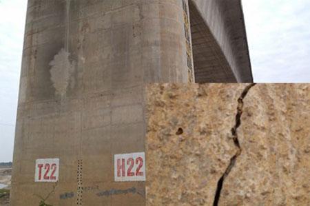 Kết luận về vết nứt trên cây cầu 3.600 tỷ 5