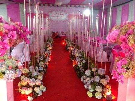 Đám cưới đầy vàng và xe phân khối lớn tại phố núi Hà Tĩnh 13