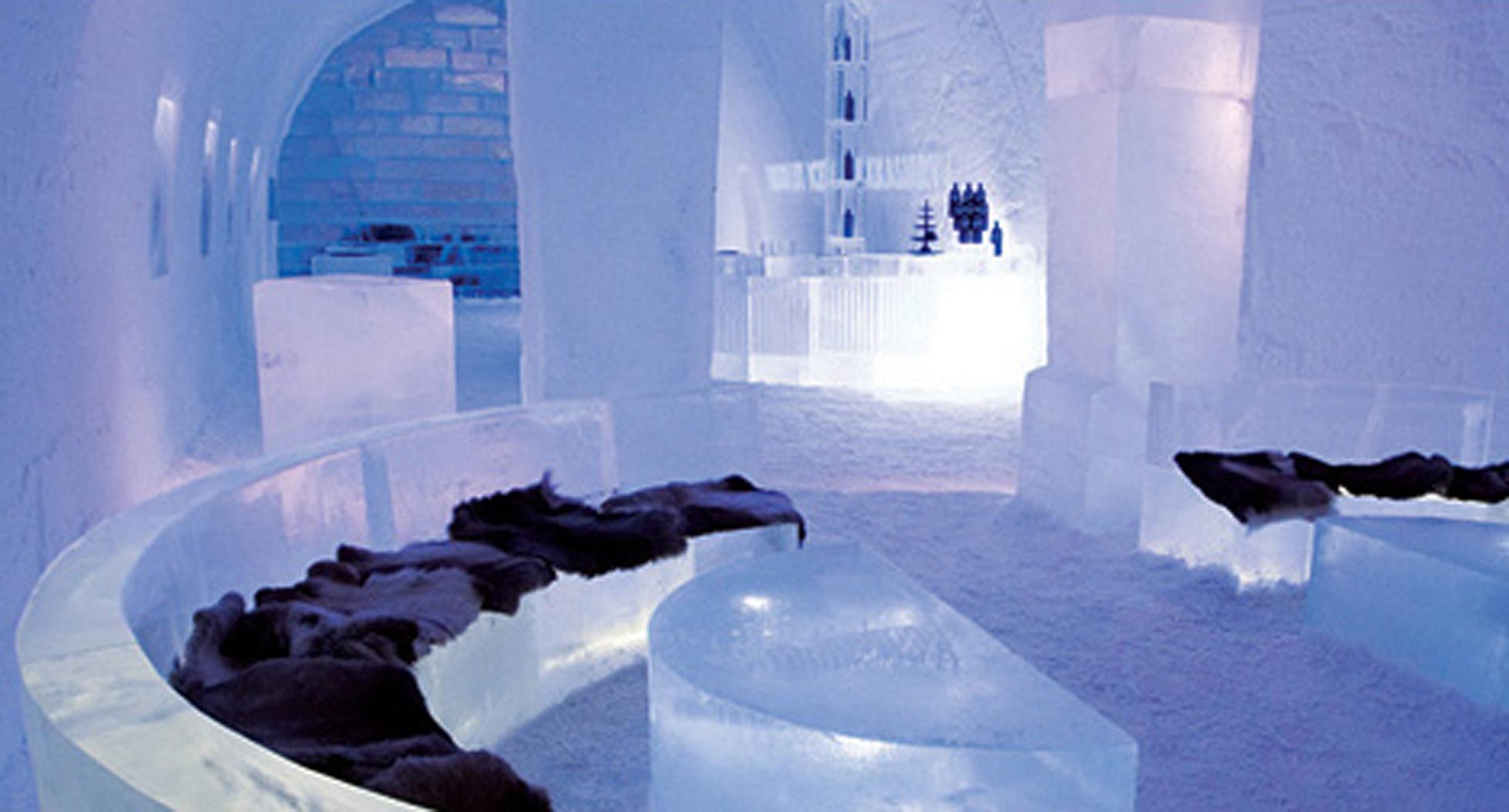 Chiêm ngưỡng khách sạn băng độc đáo giá hơn 200 triệu/ đêm 6