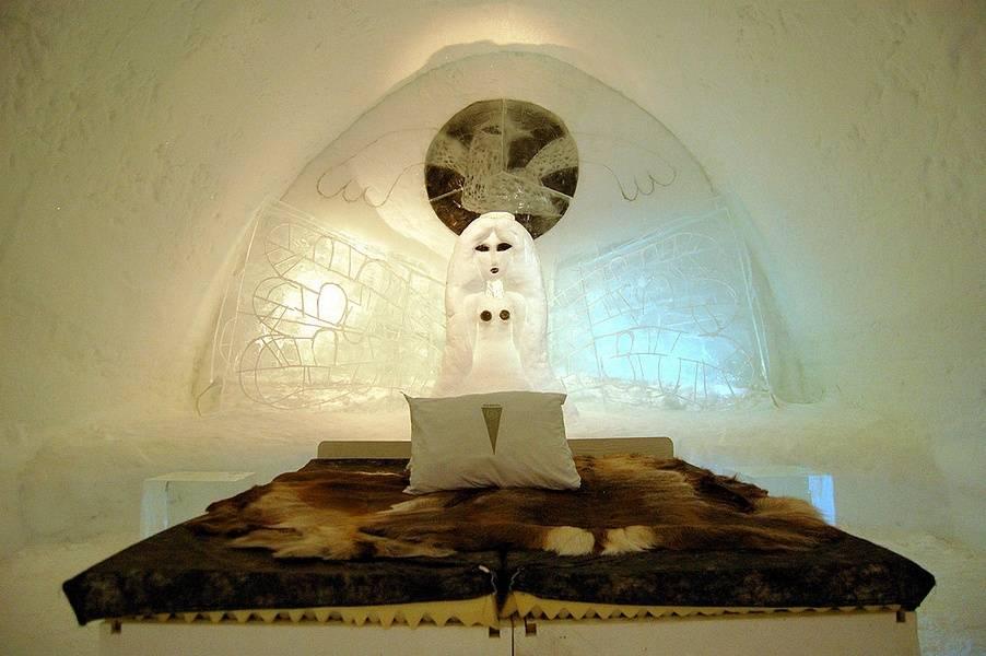 Chiêm ngưỡng khách sạn băng độc đáo giá hơn 200 triệu/ đêm 10
