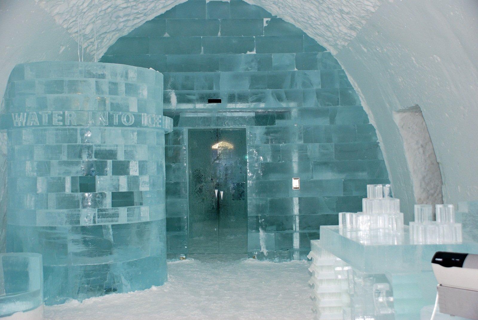 Chiêm ngưỡng khách sạn băng độc đáo giá hơn 200 triệu/ đêm 12