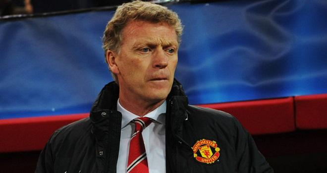 Những lần phá 'kỉ lục' của David Moyes ở Man United 5