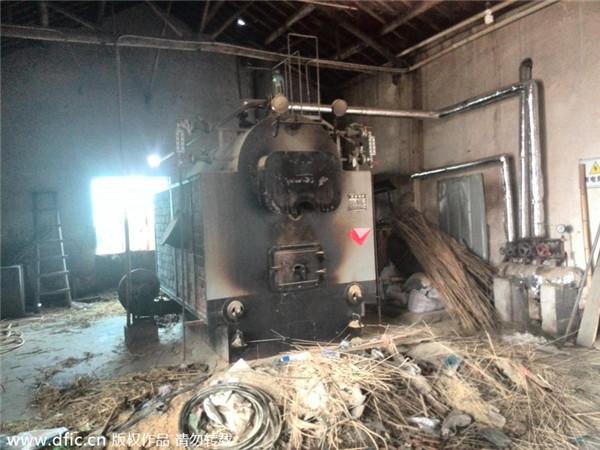 Cận cảnh công nghệ làm đũa ngâm dầu hỏa tại Trung Quốc 8