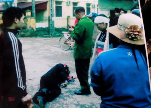 Công an Phú Thọ gây tai nạn chết người rồi bỏ chạy ?! 10
