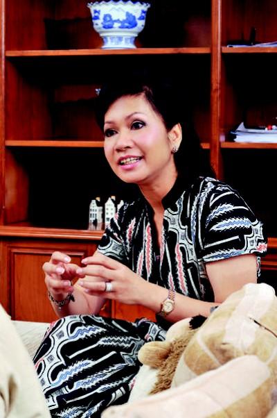 Top 10 nữ doanh nhân xinh đẹp và quyền lực nhất châu Á 6