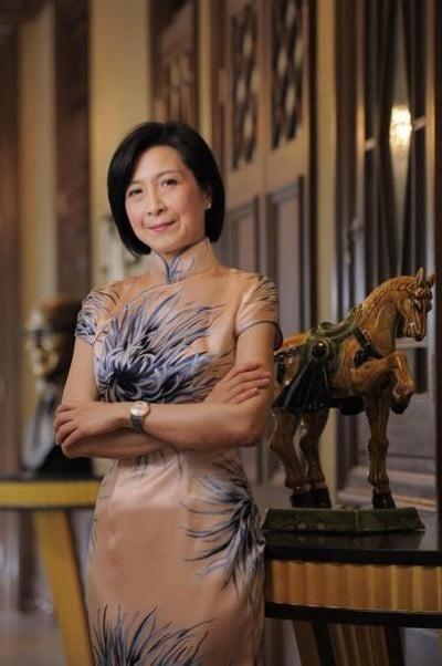 Top 10 nữ doanh nhân xinh đẹp và quyền lực nhất châu Á 11