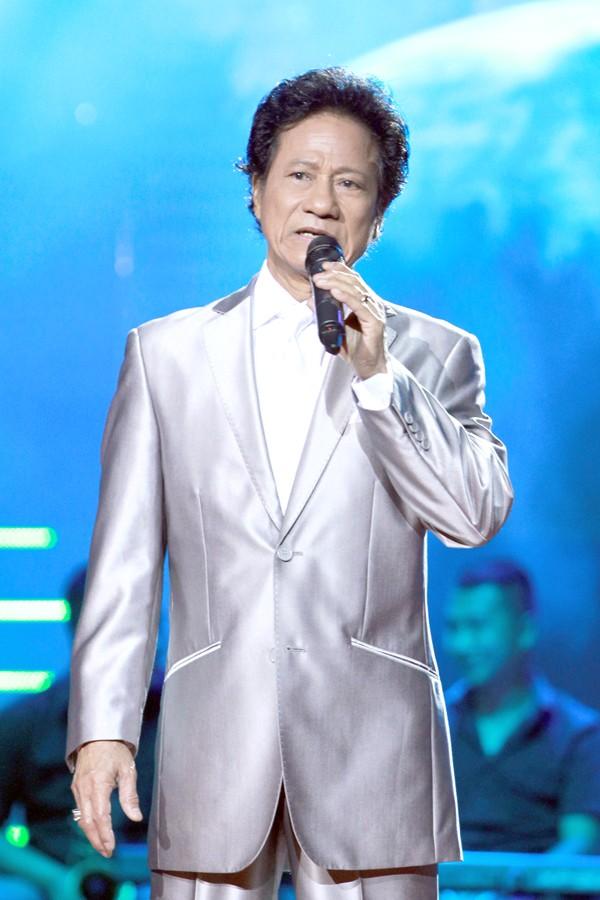 Chế Linh xin trở lại tuổi 25 để hát nhạc sến 5